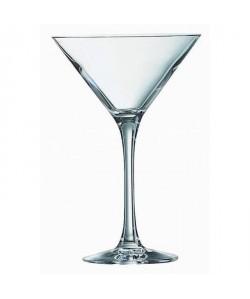CHEF ET SOMMELIER Lot de 6 verres a pied COCKTAIL  30 cl