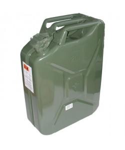 JARDIN PRATIC Jerrican  en metal  10L  vert armée
