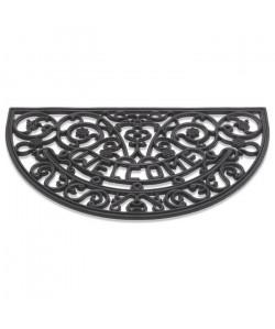 Paillasson a motifs  45x75 cm  Style Classique  Coloris Noir