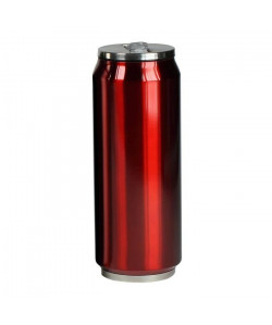 YOKO DESIGN Canette Isotherme 500 ml  Rouge