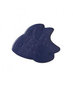 Tapis antidérapant mini pour baignoire et douche  XXS  Fish Ultramarin