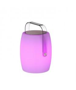 LUMISKY Lampe musicale d\'extérieur avec haut parleur  21 x 21 x 31 cm