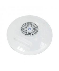 BESTWAY Lumiere flottante a LEDS  Ř 18 cm