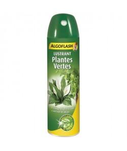 ALGOFLASH Lustrant Plantes Vertes  250ml