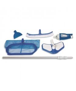 INTEX Kit d\'entretien Vac pour piscine horssol avec filtration