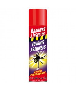 BARRIERE A INSECTES Insectes rampants  Aérosol 400 ml
