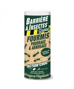 BARRIERE A INSECTES GREEN Appâts granulés antifourmis a base de pyrethre végétal  300 g