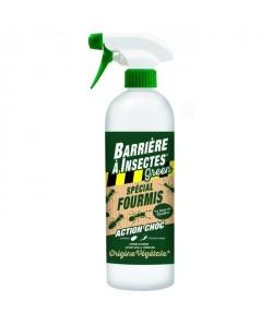 BARRIERE A INSECTES GREEN Pulvérisateur antifourmis a base de pyrethre végétal  750 ml