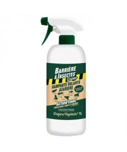 BARRIERE A INSECTES GREEN Insecticides contre insectes rampants, volant et acariens d\'origine végétale  1 L