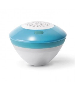 INTEX Enceinte flottante Led  147,5x125cm