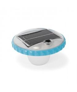 INTEX Lampe flottante solaire  2 modes d\'éclairage