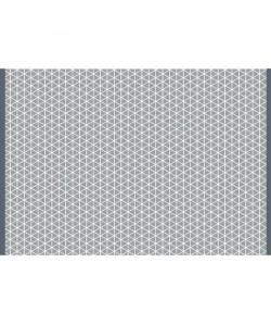 Tapis d\'extérieur XL Torino  En polypropylene recyclé  160 x 230 cm  Gis
