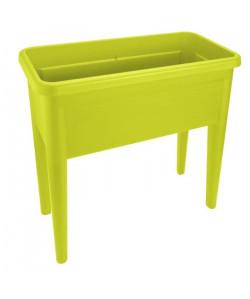 ELHO Table de culture Green Basics XXL  75 x 36 x H 65 cm  Vert anis