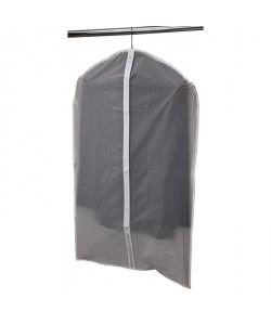 MHOME Housse de vetement courte Eve 61x102 cm transparent