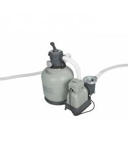 INTEX Filtre a sable 10m3/h 1cv pour piscine